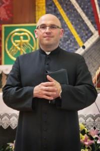 ks. Przemysław Wrzalik